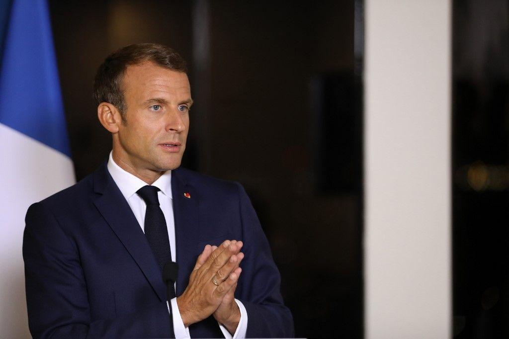 L'hommage de Macron à Chirac : l'art et la manière d'être président