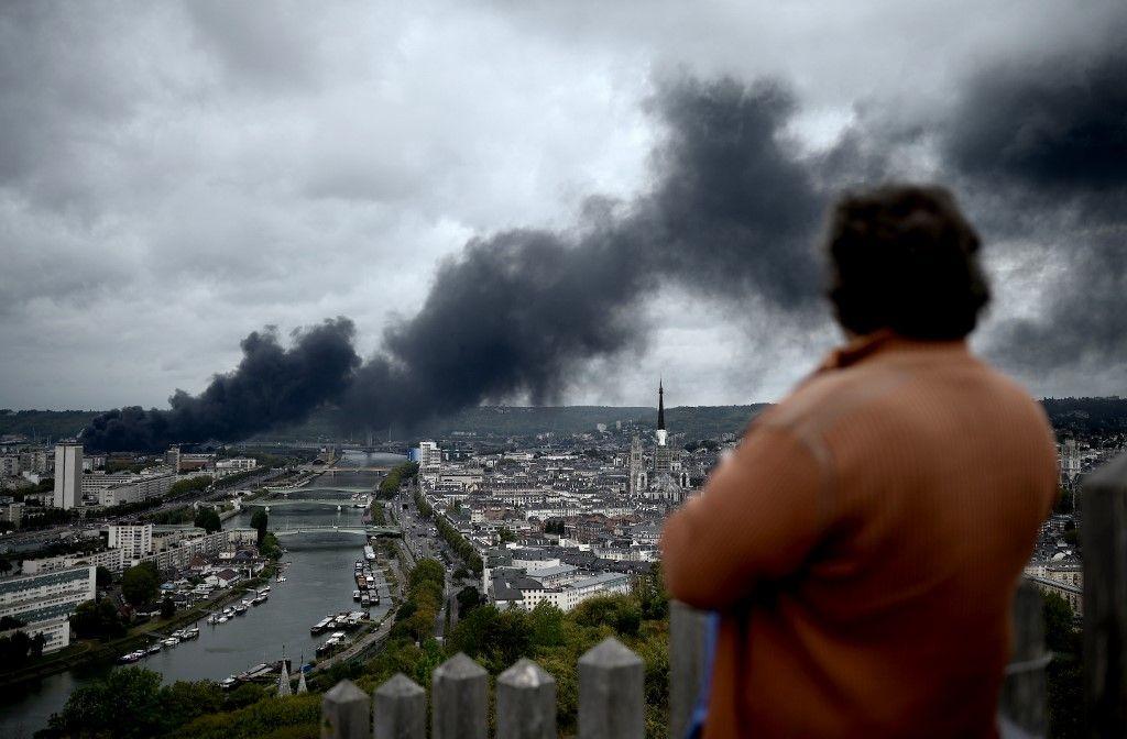 Incendie à Rouen : 8 habitants vont porter plainte contre X