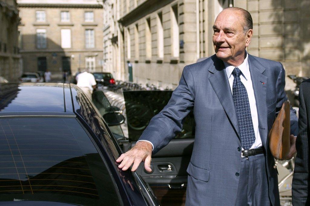Jacques Chirac, le parrain de la droite qui ne laisse aucun héritage à sa famille de pensée