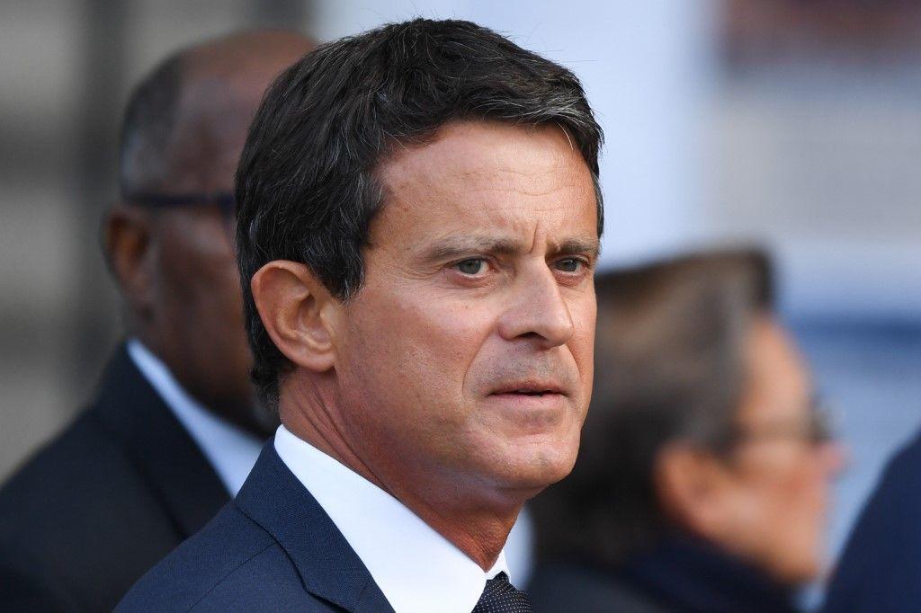 """""""Guerre entre """"races""""""""  ? : Manuel Valls se confie sur le climat de tensions en France dans les colonnes de Valeurs Actuelles"""