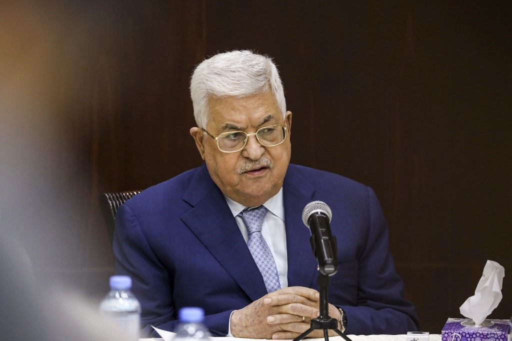 Mahmoud Abbas autorité palestinienne accord diplomatie Israël Emirats arabes unis