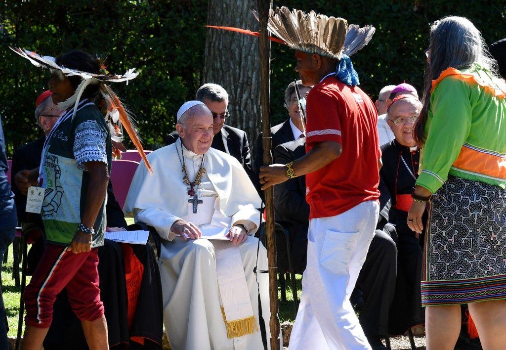 Synode en Amazonie : la marche sur Rome des théologiens de la libération