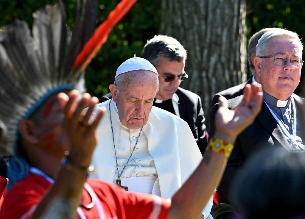 Synode pour l'Amazonie : quand l'Eglise catholique prend le risque de sortir du christianisme