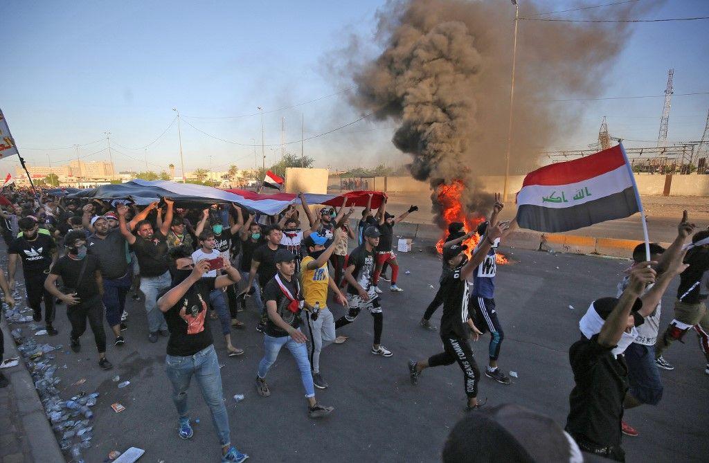 Le ras-le-bol des irakiens face à la corruption et aux ingérences étrangères