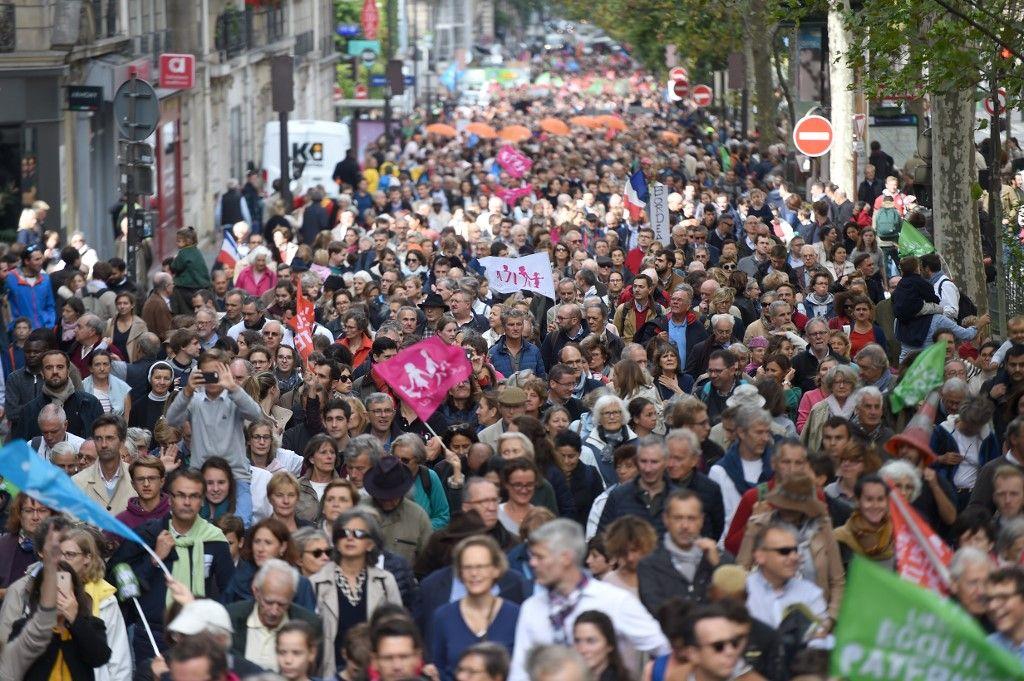 Marche contre la PMA : les organisateurs revendiquent 600.000 manifestants