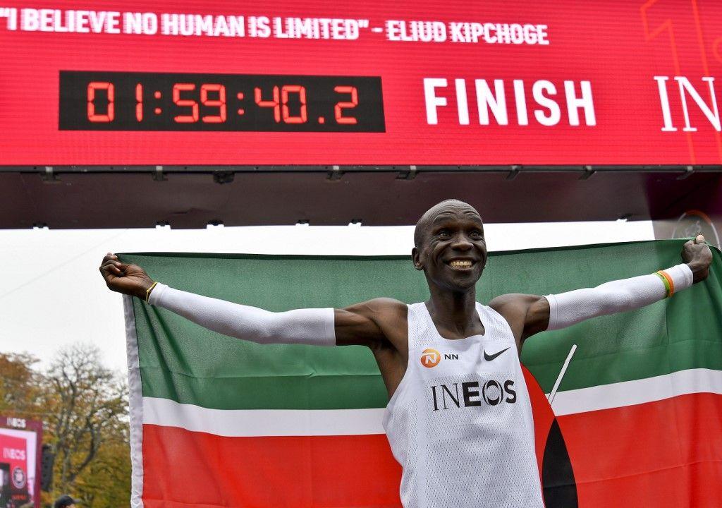 Un marathon en moins de deux heures : jusqu'où pourra-t-on repousser le corps humain en matière d'exploits sportifs ?