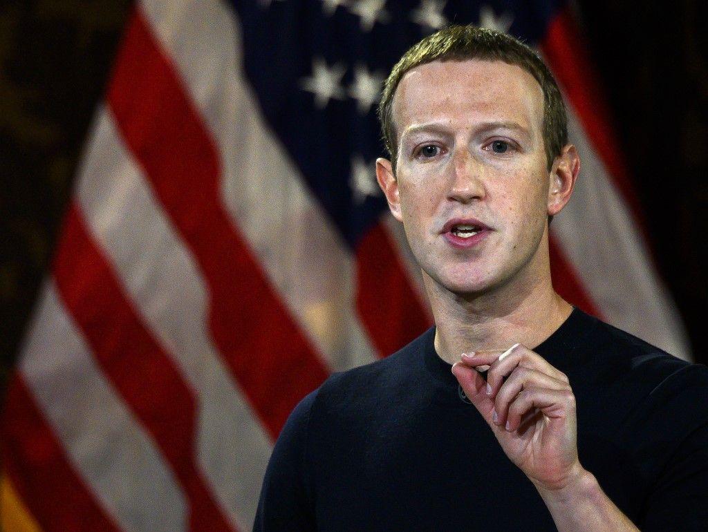 """Facebook souhaite faire inscrire 4 millions d'Américains sur les listes électorales et va proposer un nouveau """"Centre d'information électorale"""""""