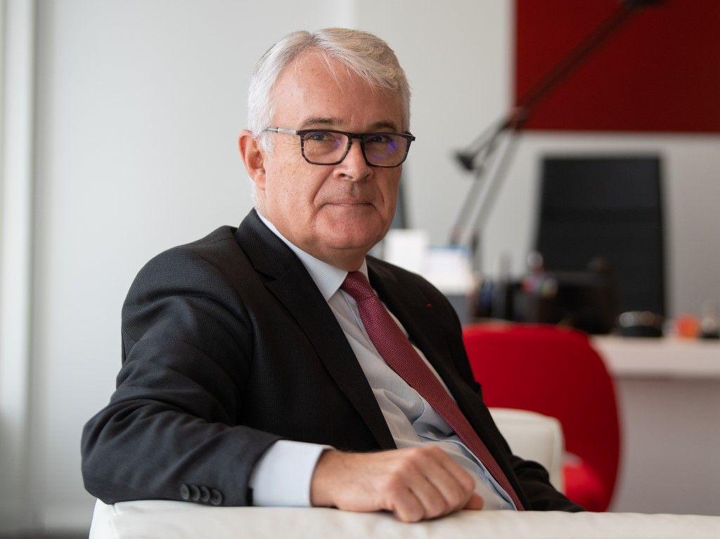 """Le parquet national financier """"ne se dispense jamais de respecter la règle de droit"""", selon le procureur de la République Jean-François Bohnert"""