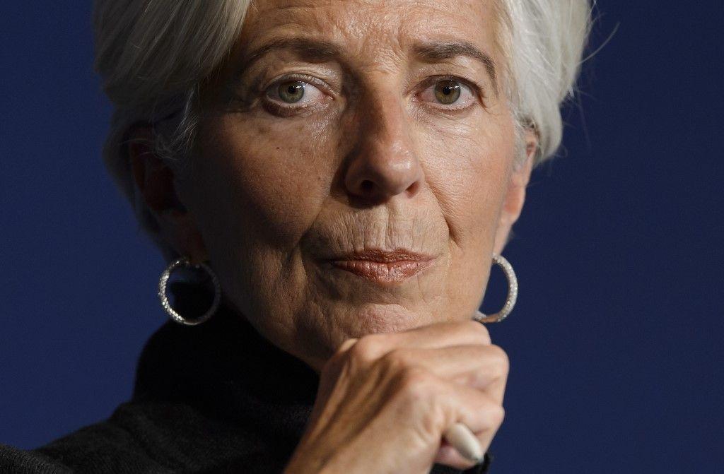 Christine Lagarde annulation de la dette zone euro Europe BCE Covid-19