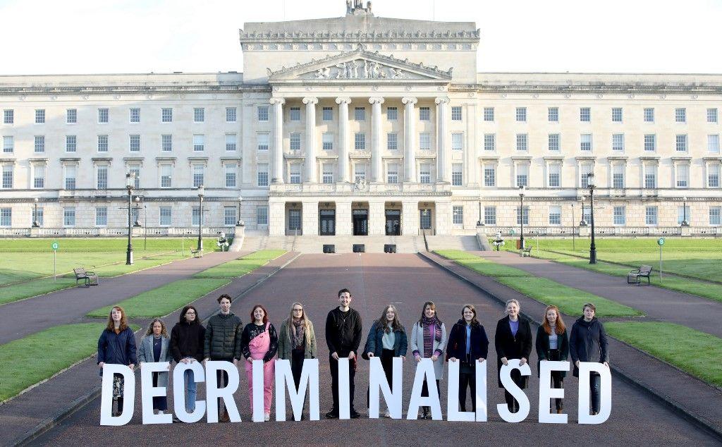 Irlande du Nord : Légalisation de l'avortement et du mariage homosexuel