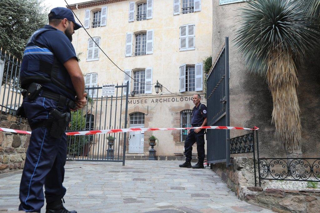 L'homme arrêté au musée de Saint-Raphaël a été hospitalisé d'office