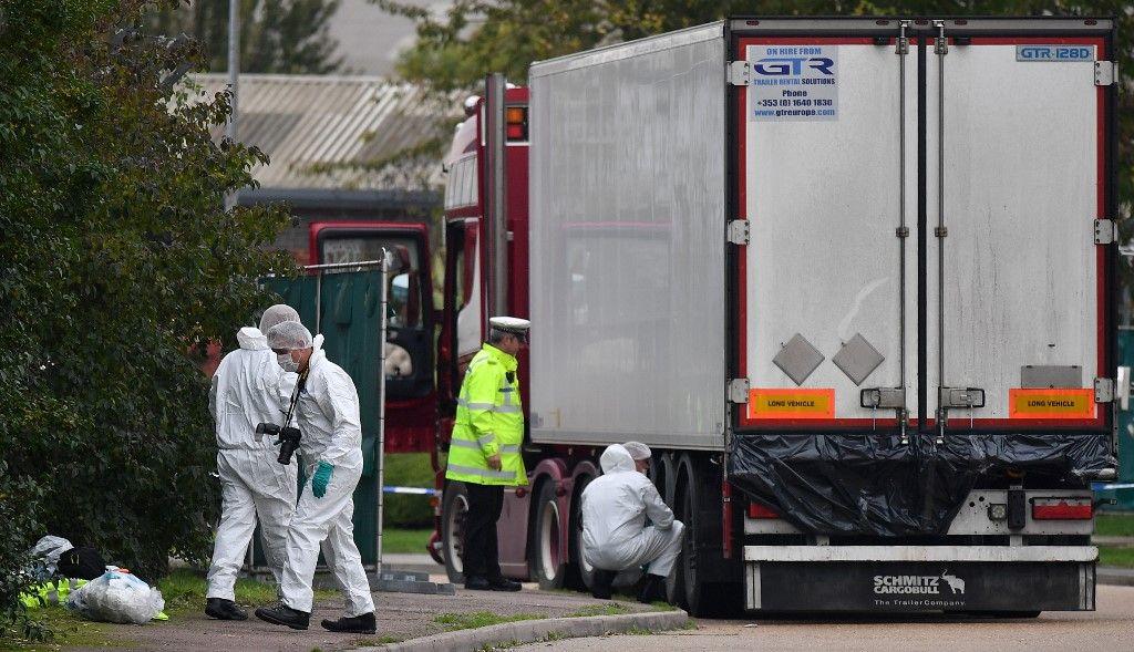 Derrière le drame des migrants chinois retrouvés morts en Grande Bretagne, la main des Triades