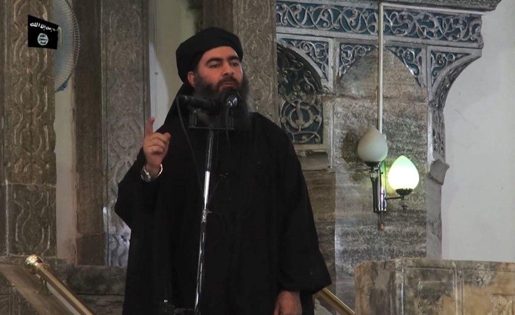 Le corps d'Abou Bakr al-Baghdadi a été immergé en mer