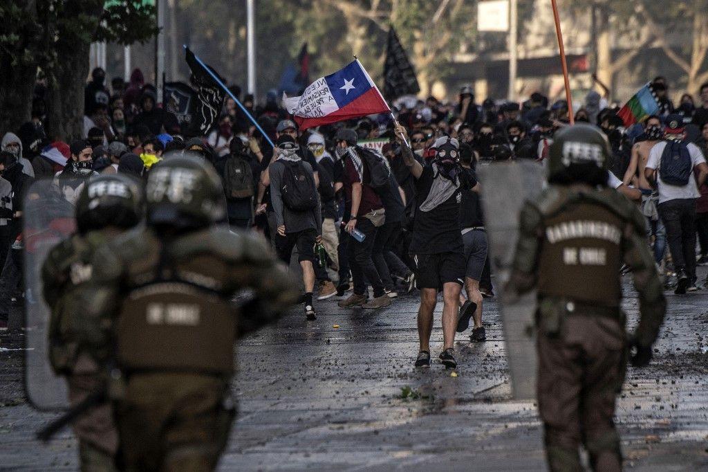 Le Chili, champion déchu du néo-libéralisme des Chicago Boys