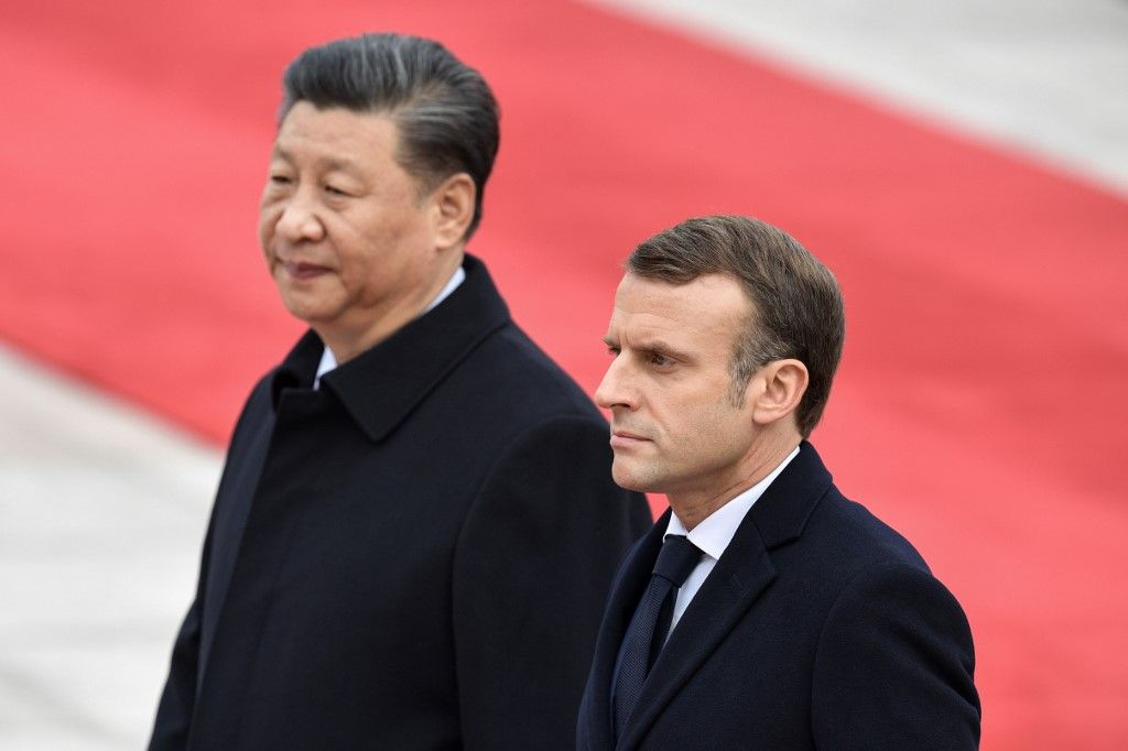 Reprise de l'épidémie en Chine : l'économie européenne et particulièrement la France seraient les premières victimes...
