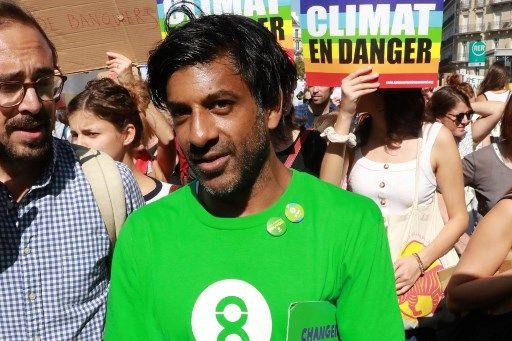 L'ancien footballeur Vikash Dhorasoo sera candidat à la mairie de Paris sous les couleurs de La France Insoumise et avec Danielle Simonnet