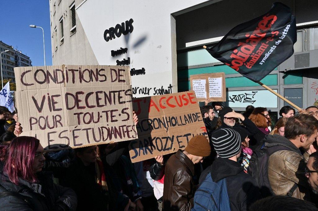 Les loyers des logements étudiants du Crous vont être gelés en 2020