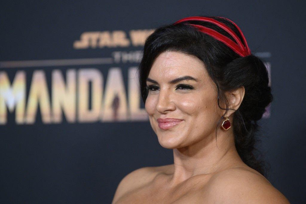Gina Carano Star Wars The Mandalorian wole cancel culture Etats-Unis opinion idéologie série télévisée Disney Holocauste