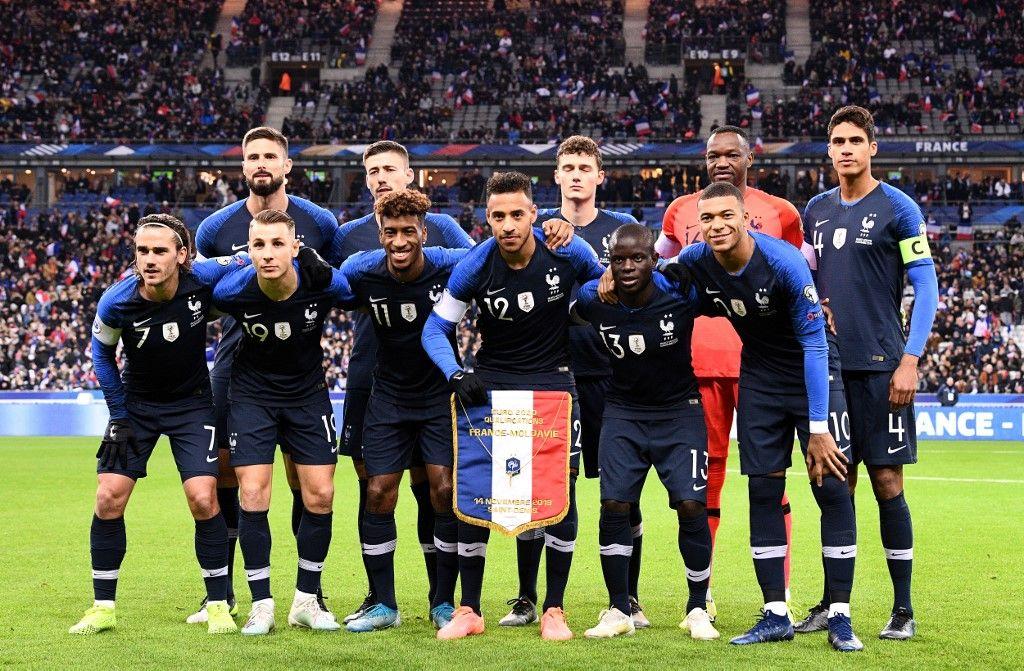 France équipe de France de football Ukraine Finlande Bosnie-Herzégovine