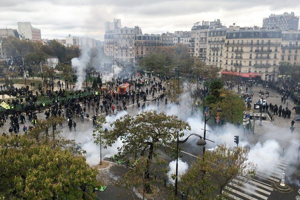 Des casseurs aux LBD, radioscopie de l'opinion des Français face à la violence dans les conflits sociaux