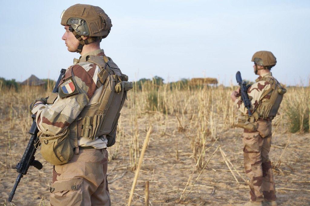 soldats armée France force Barkhane