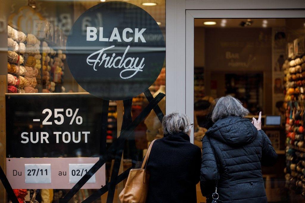 Poussée de fièvre (non) acheteuse : tempête politique sur le Black Friday