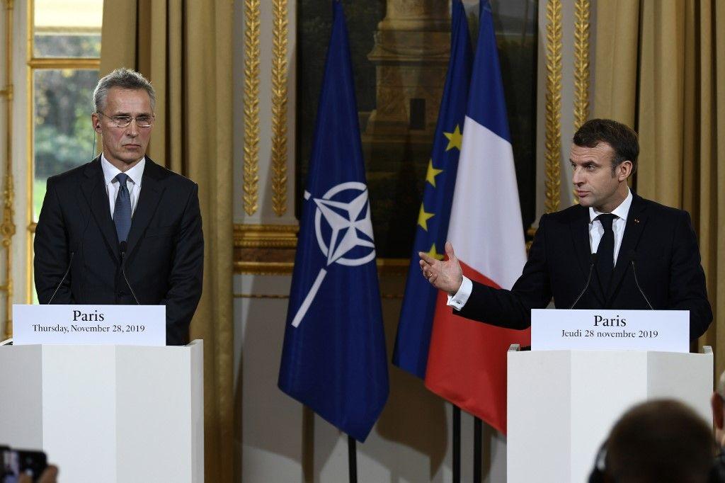 OTAN : une bombe à fragmentation et à retardement