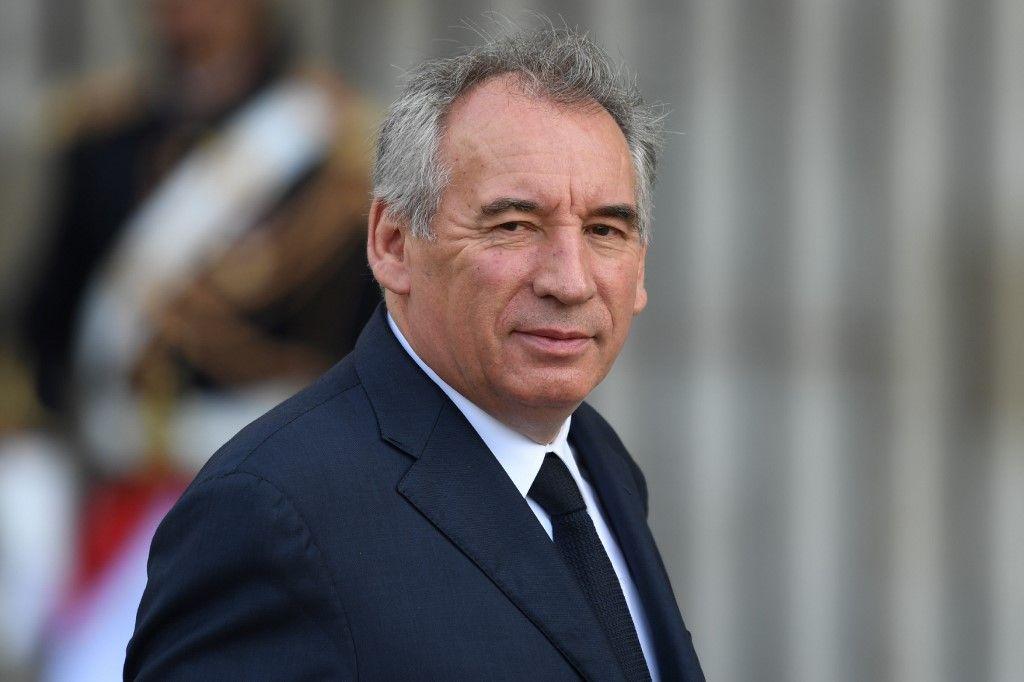 François Bayrou élections