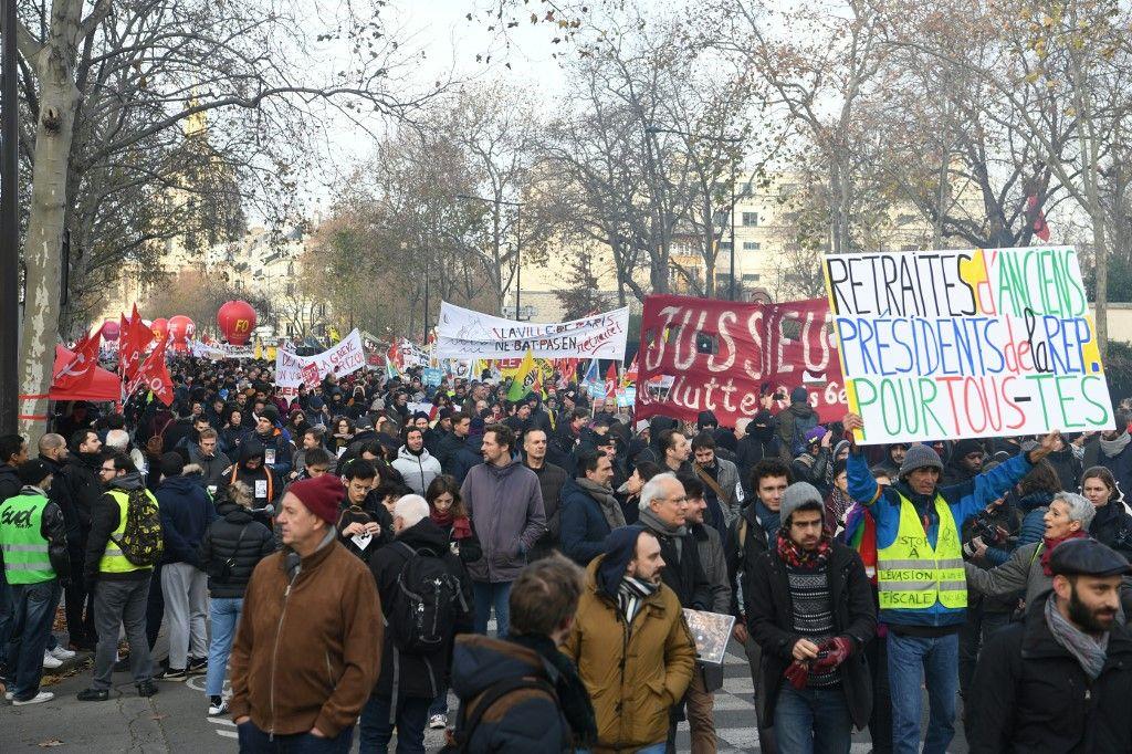 Solidarité, bonne foi & retraites : décembre 2019 ou la France du tous contre tous