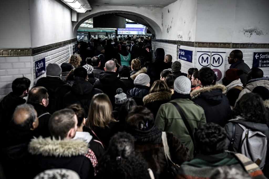 Grève RATP : sera-t-il possible de se faire rembourser son pass Navigo ?
