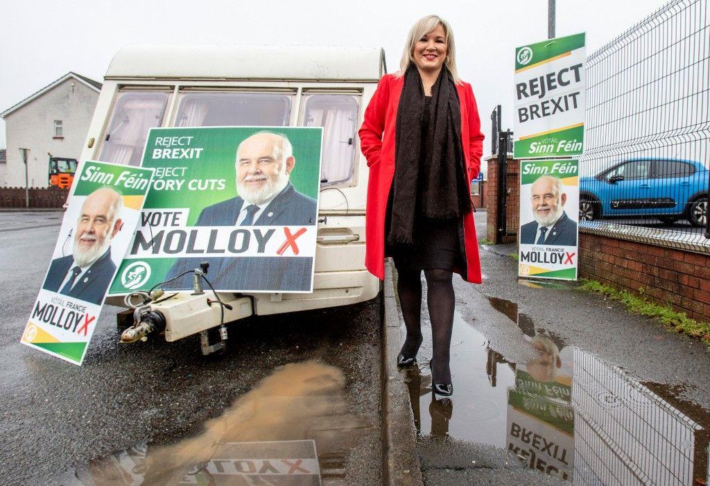 Irlande du Nord : l'IRA va-t-elle déterrer la hache de guerre ?