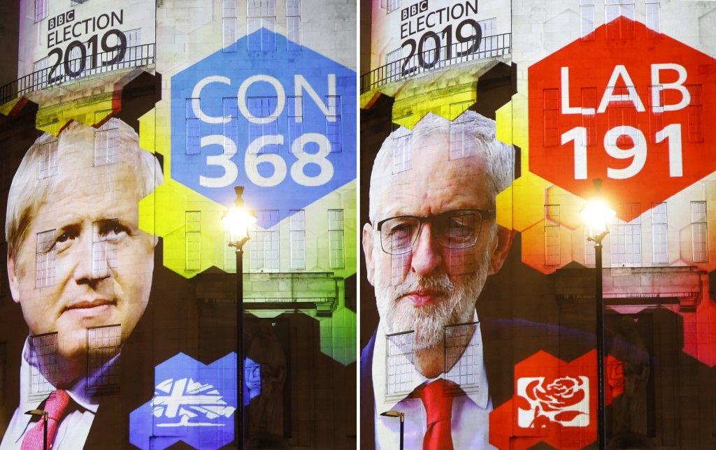 L'onde de choc : les gauches radicales françaises et américaines face à l'effondrement Corbyn