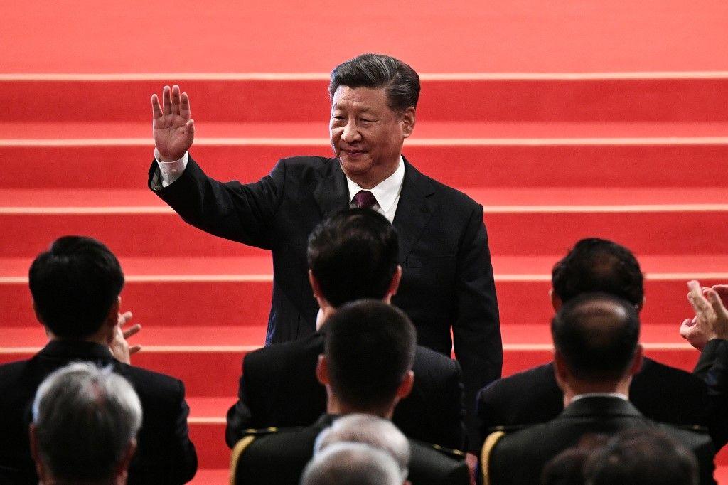 Xi Jinping Pékin Chine