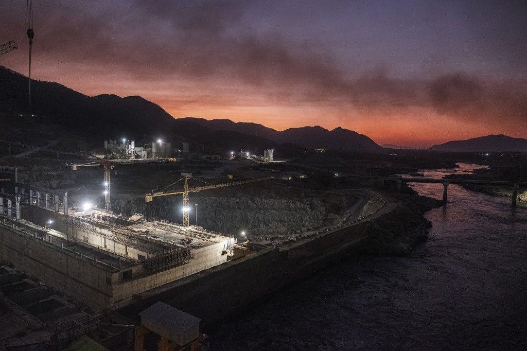 """Le barrage du Nil Bleu, modèle des futures """"guerres de l'eau"""" ?"""