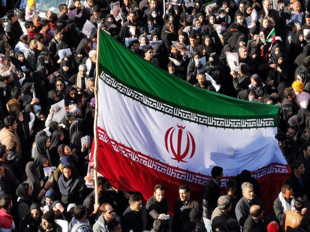 Moins d'un tiers des citoyens américains sont capables de positionner correctement l'Iran sur une carte