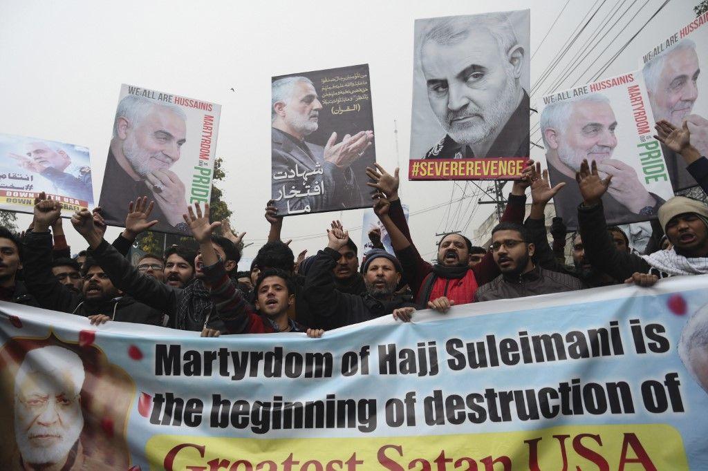 Entrée dans l'inconnu stratégique :  qui a le plus à perdre de Téhéran ou de Washington ?