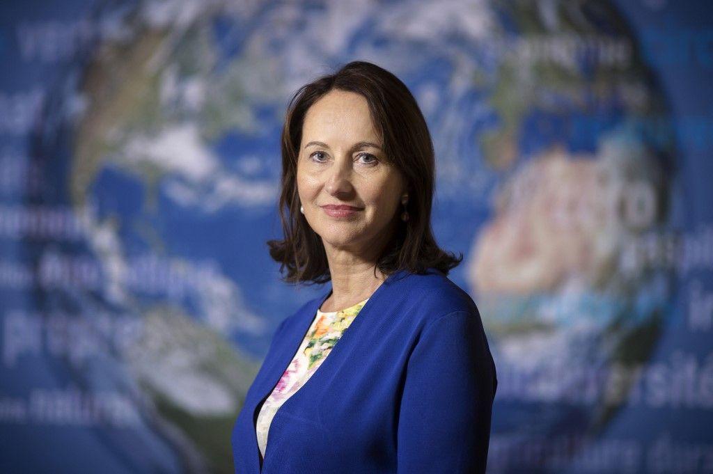Ségolène Royal annonce la création d'une association politique en vue de 2022