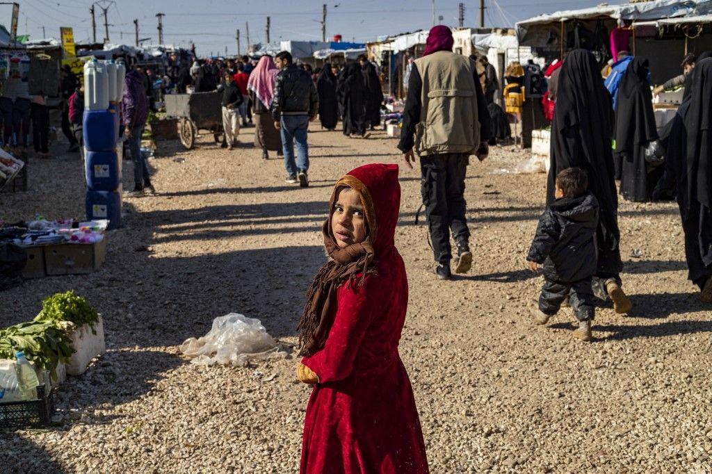 Dix enfants de djihadistes français ont été rapatriés en France depuis la Syrie