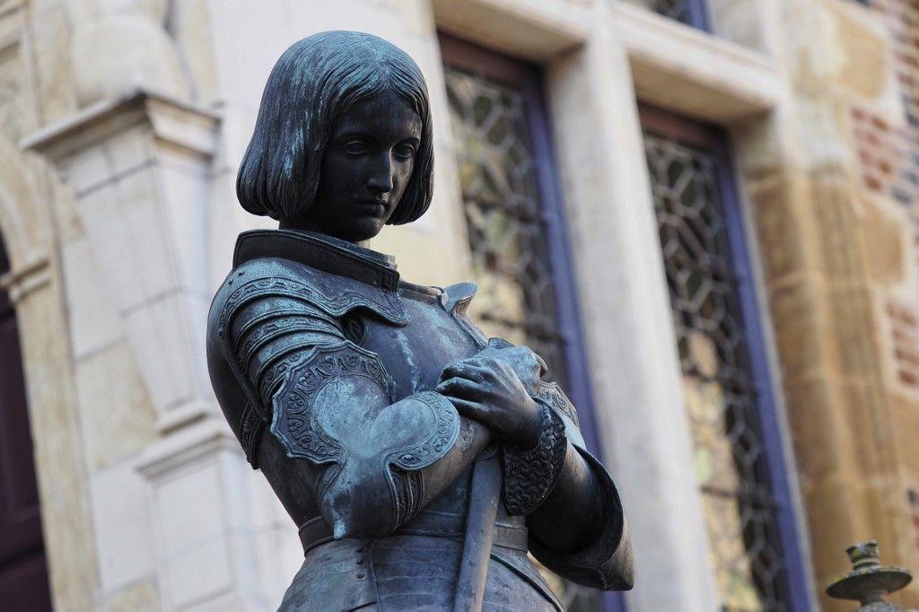 Jeanne d'Arc, les leçons d'une combattante confinée