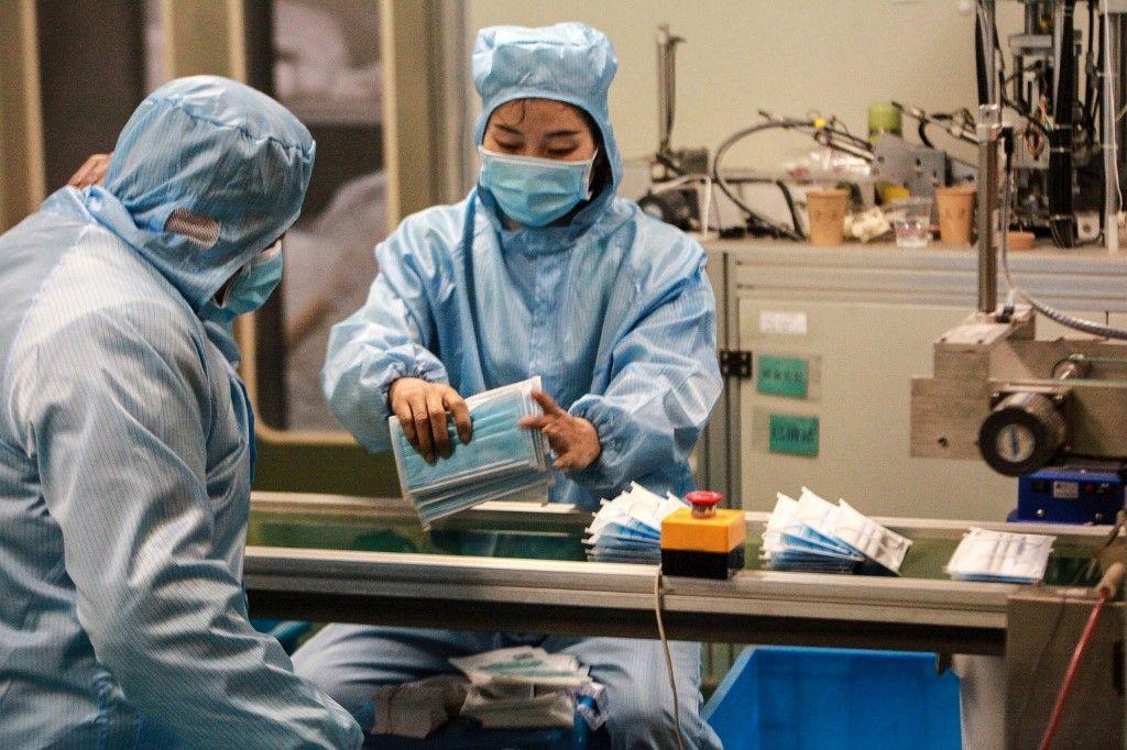 Coronavirus : l'usine (chinoise) du monde se grippe, la croissance mondiale tousse de plus en plus