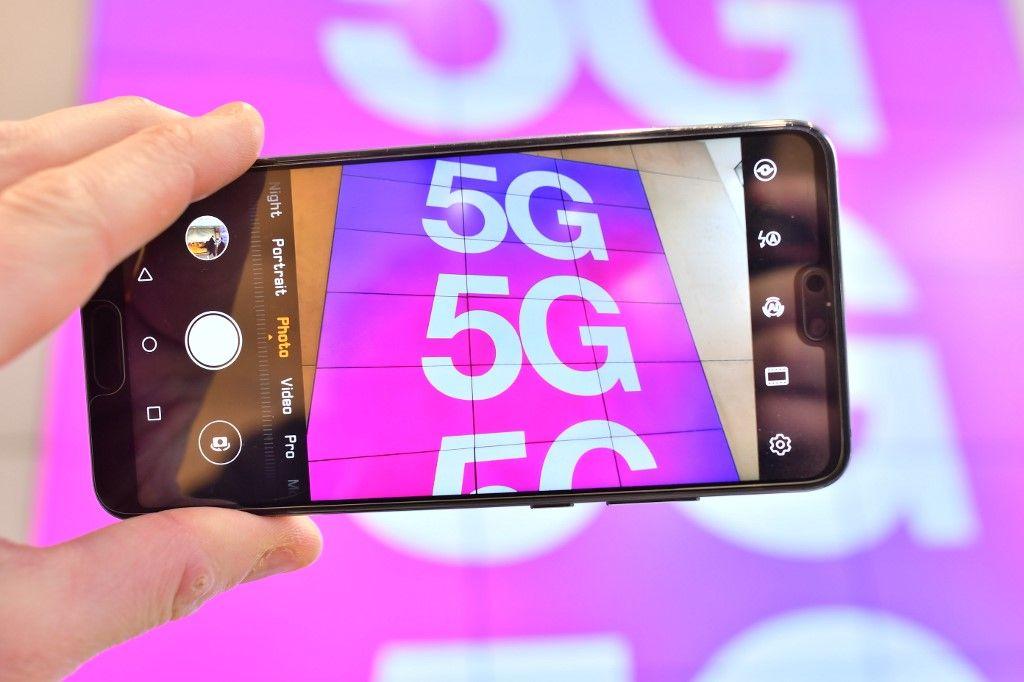 5G technologie smartphone internet données énergie