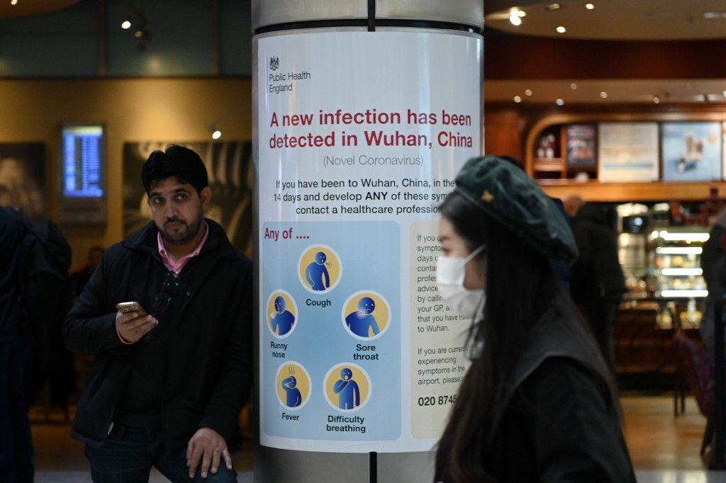 Les deux risques majeurs du coronavirus : une crise économique mondiale et un séisme géopolitique
