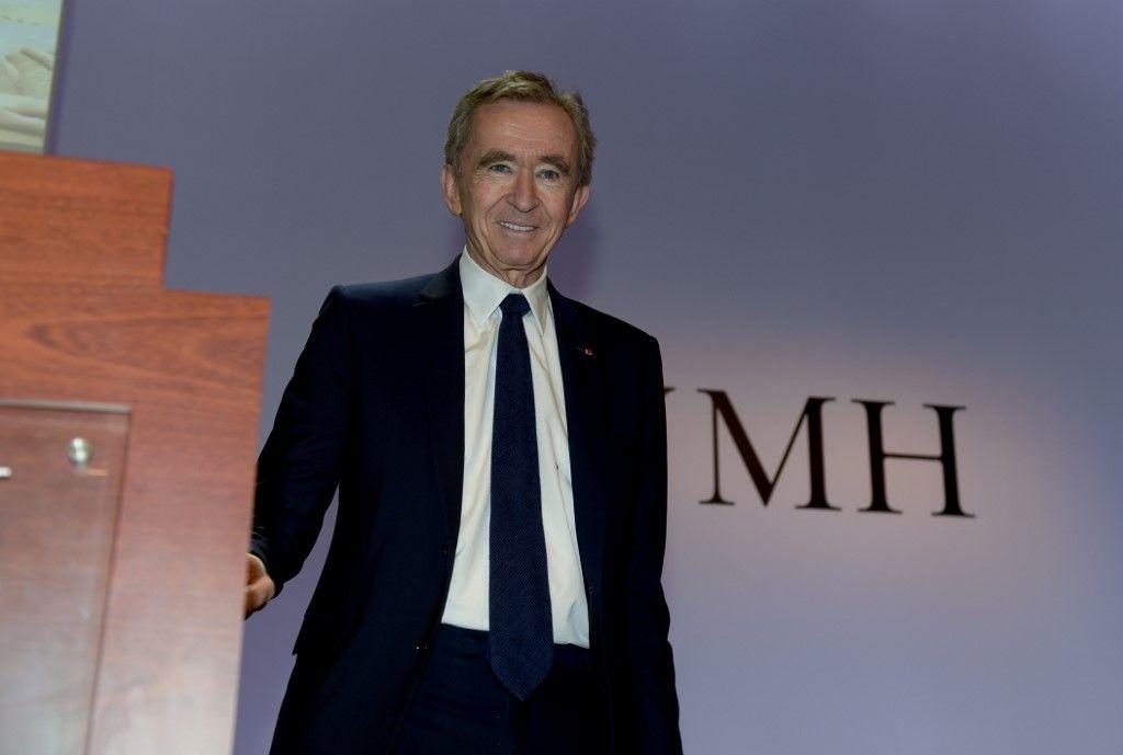 Bernard Arnault décide de renoncer à son salaire, LVMH propose un dividende diminué de 30%