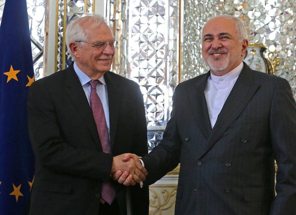 Entre l'Iran et l'Occident, une guerre des nerfs en faveur de Téhéran