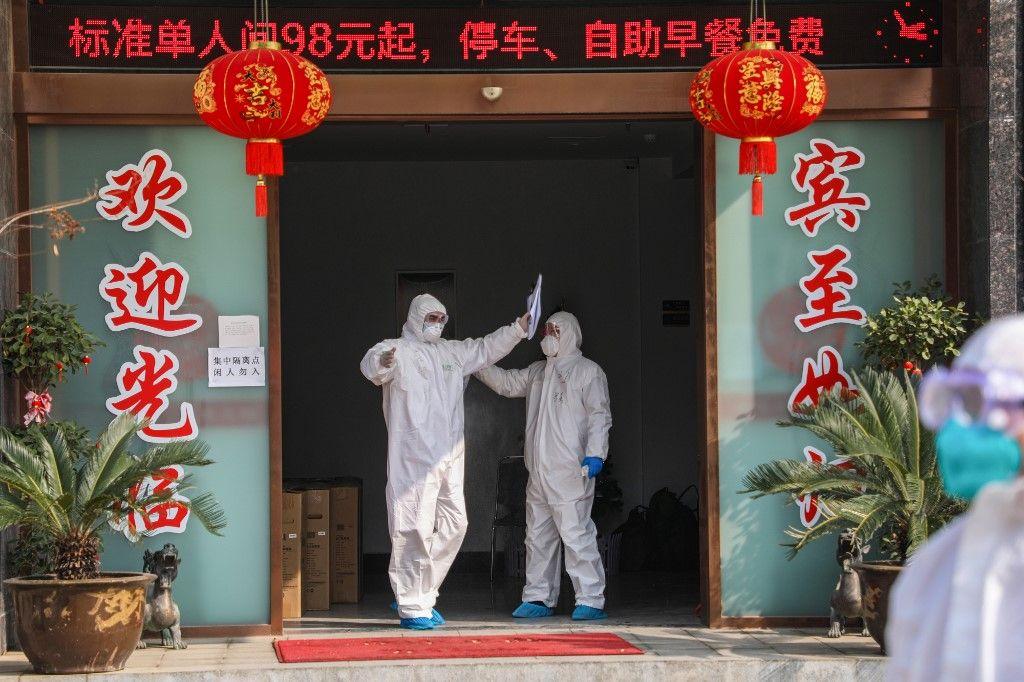 Coronavirus : La Chine tente d'échapper à ses responsabilités en trollant le monde
