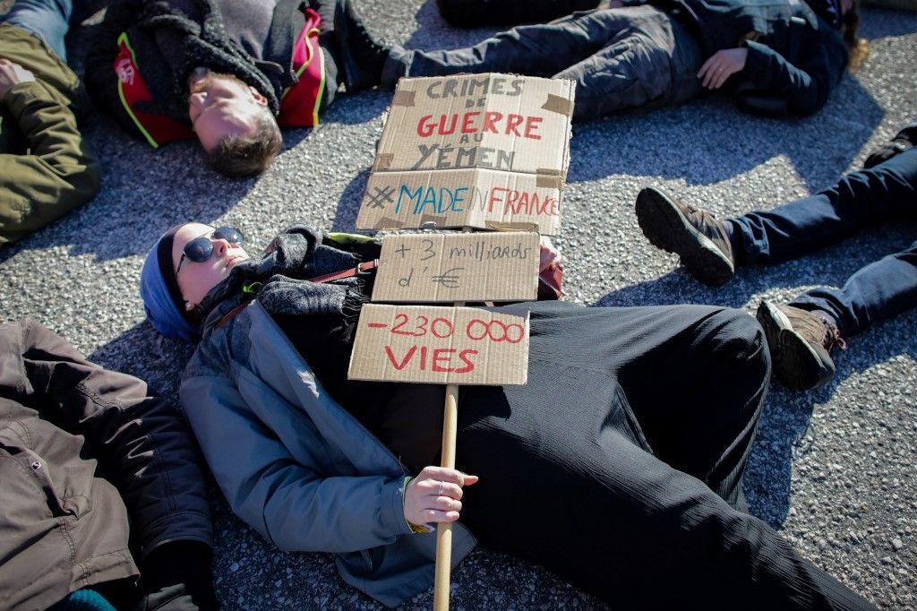 Yémen guerre responsabilité de la France