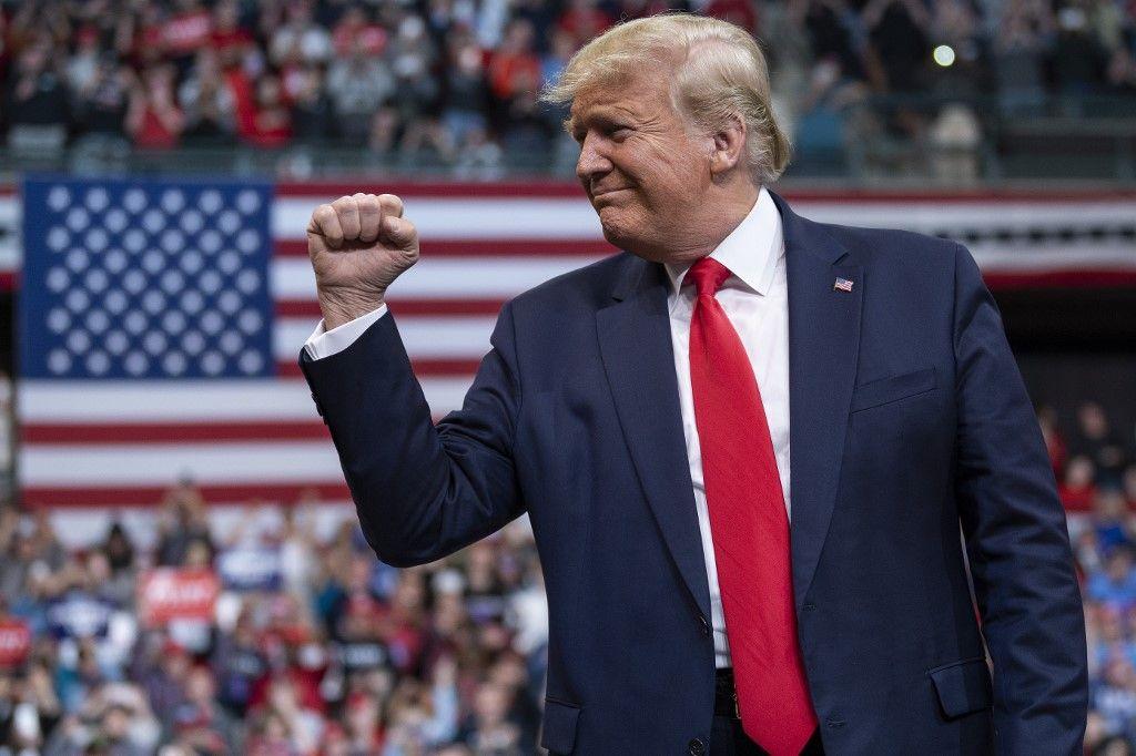 Vers une réélection triomphale de Trump ?