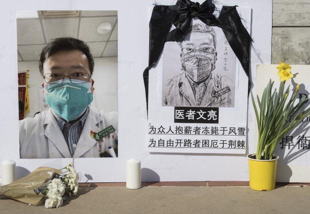 Le coronavirus aura-t-il pour la Chine la même conséquence que Tchernobyl qui a provoqué la faillite de l'URSS ?