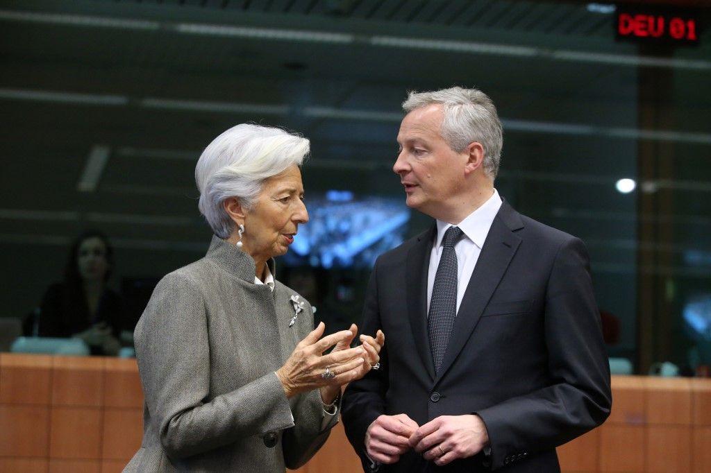 La BCE révèle des menaces de déflation plus inquiétantes que prévu