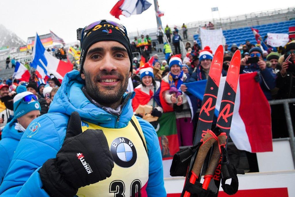 Martin Fourcade remporte son ultime course